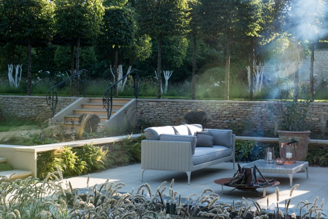 Garden designed by: Anoushka Feiler